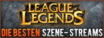 League of Legends Livestreams