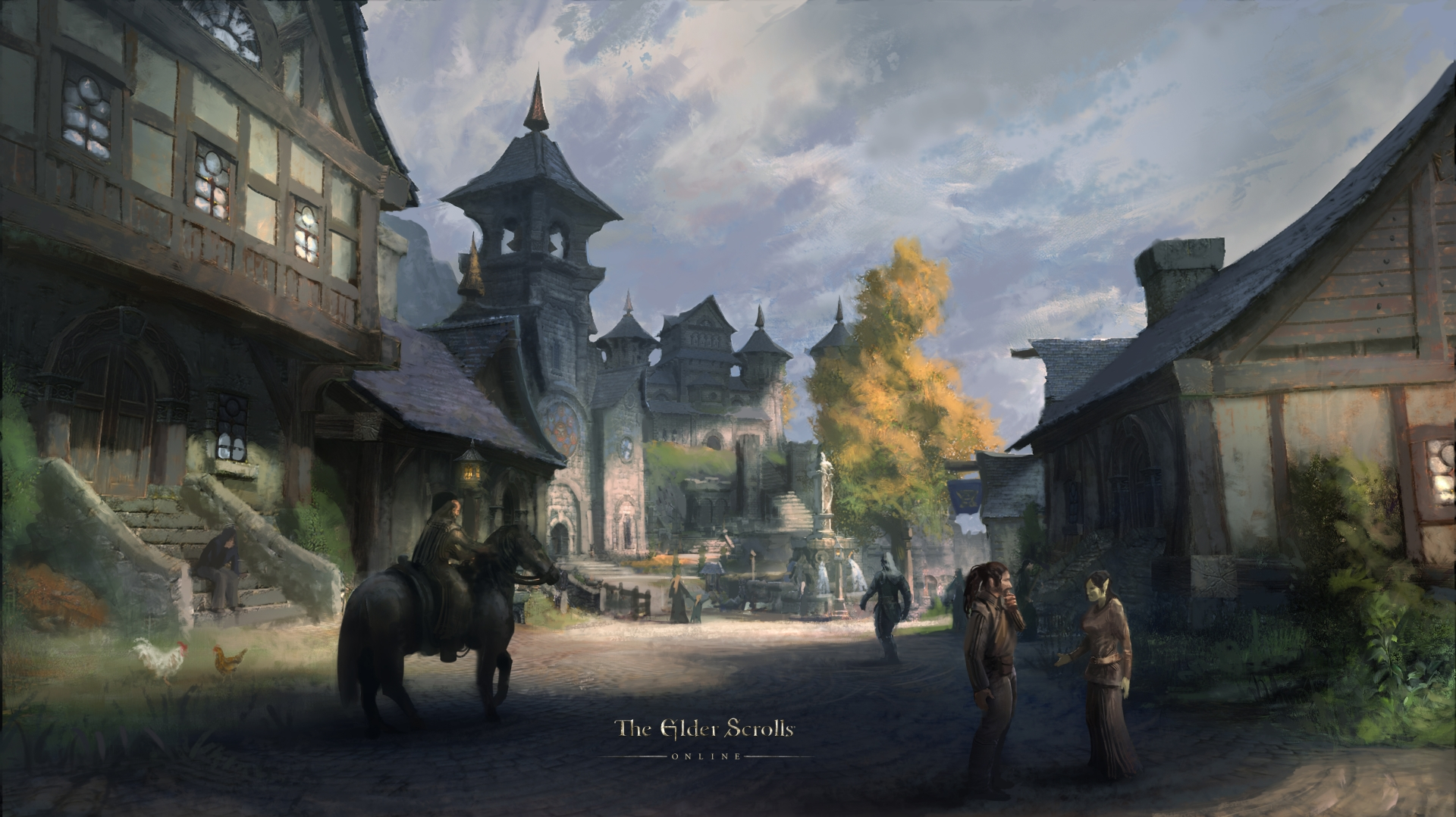 ESO_Daggerfall(City)