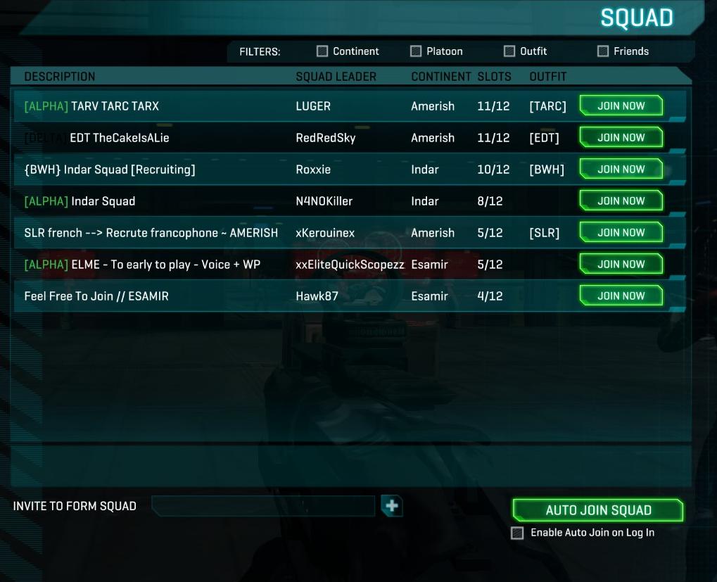 ps2_update 11 squads